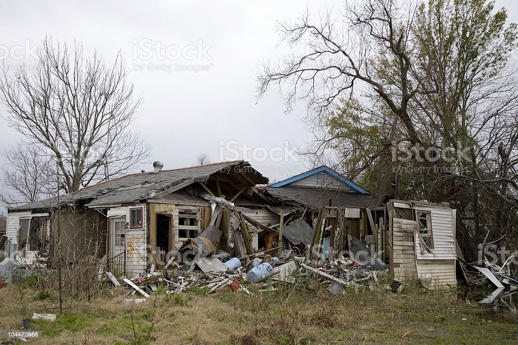 Ninth Ward 14 stock photo
