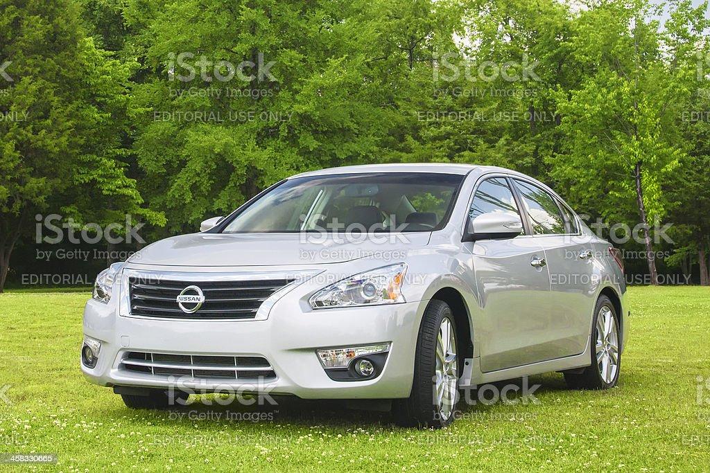 Nissan Altima stock photo