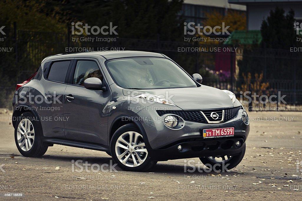 Nissan JUKE stock photo