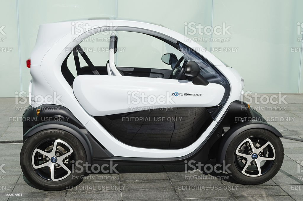 Nissan New Mobility Concept stock photo