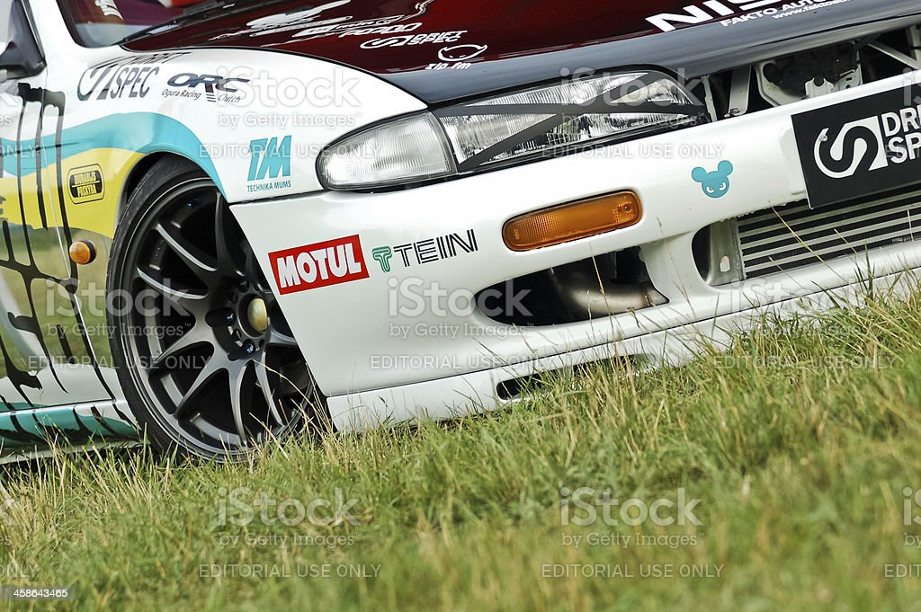 Nissan S14 200sx stock photo