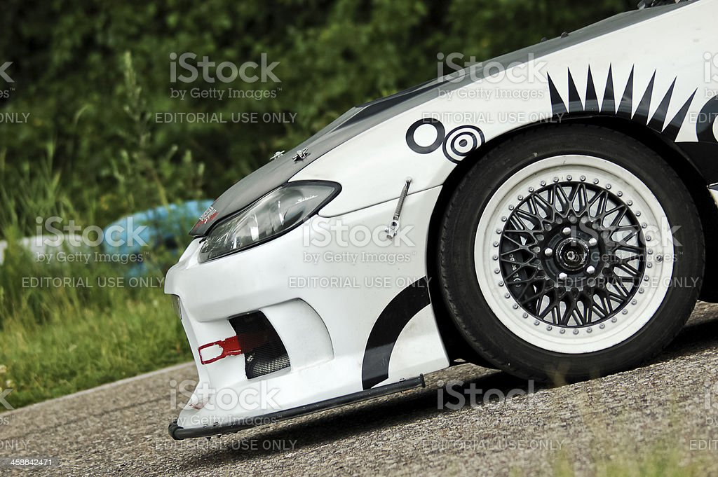Nissan S15 Silvia stock photo