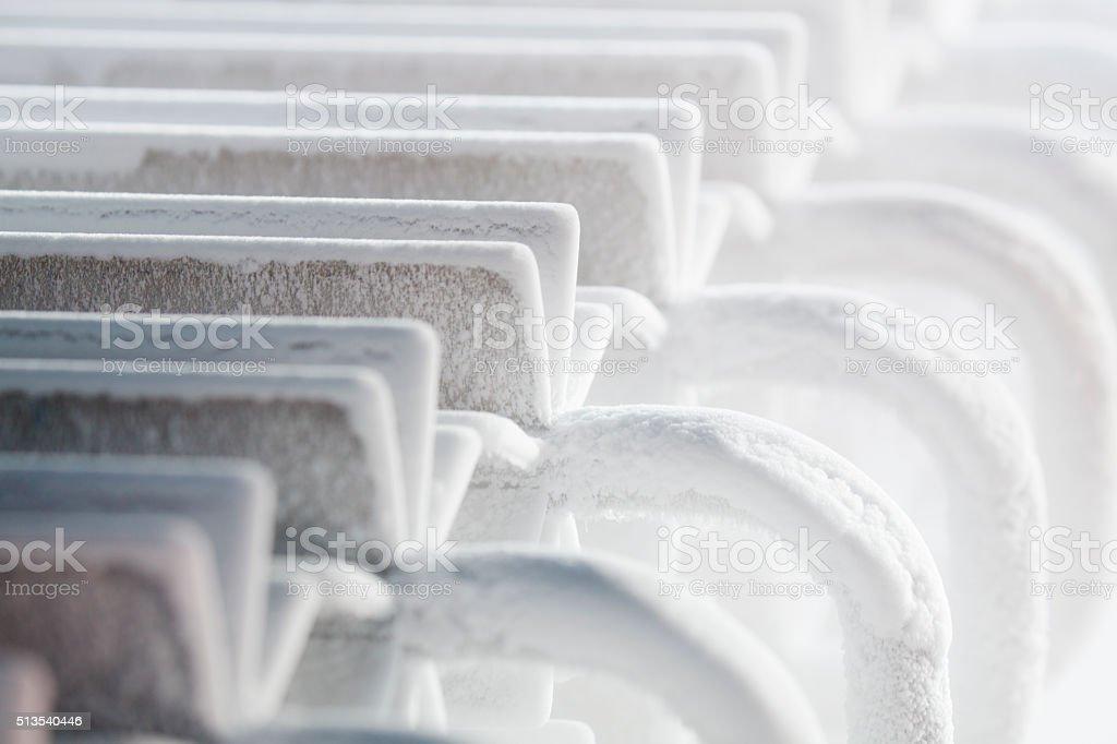 Nitrogen. stock photo
