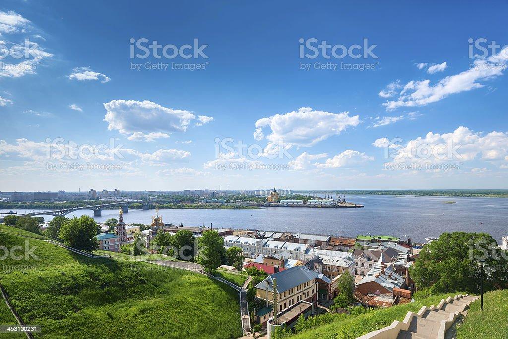 Nizhny Novgorod, Russia stock photo