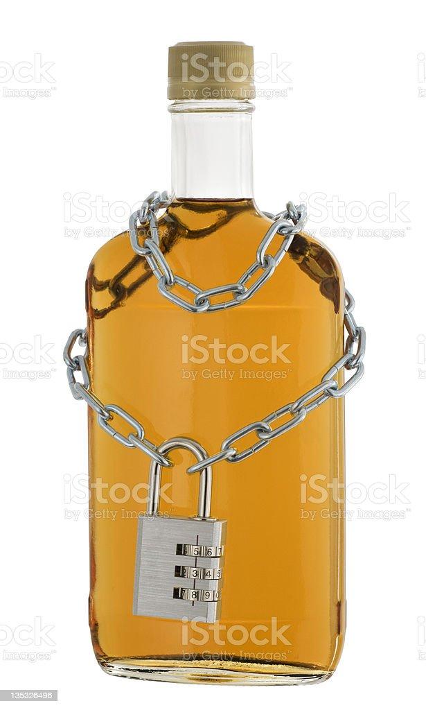 No Alcohol royalty-free stock photo