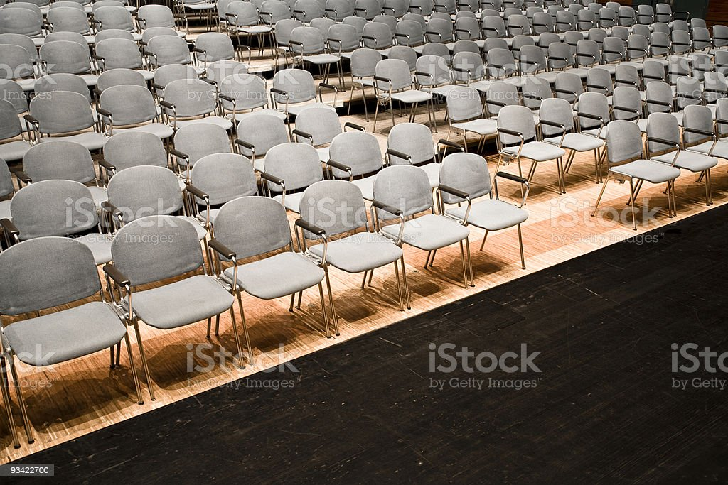 no audience royalty-free stock photo