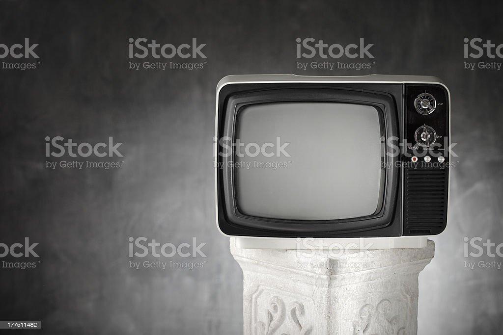 No Broadcast royalty-free stock photo