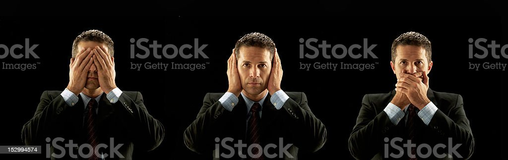 No business. royalty-free stock photo