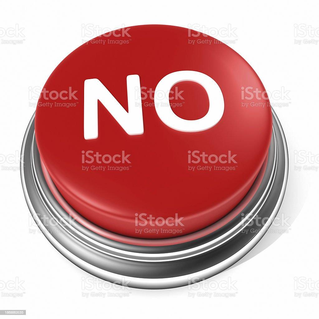 No button Icon royalty-free stock photo