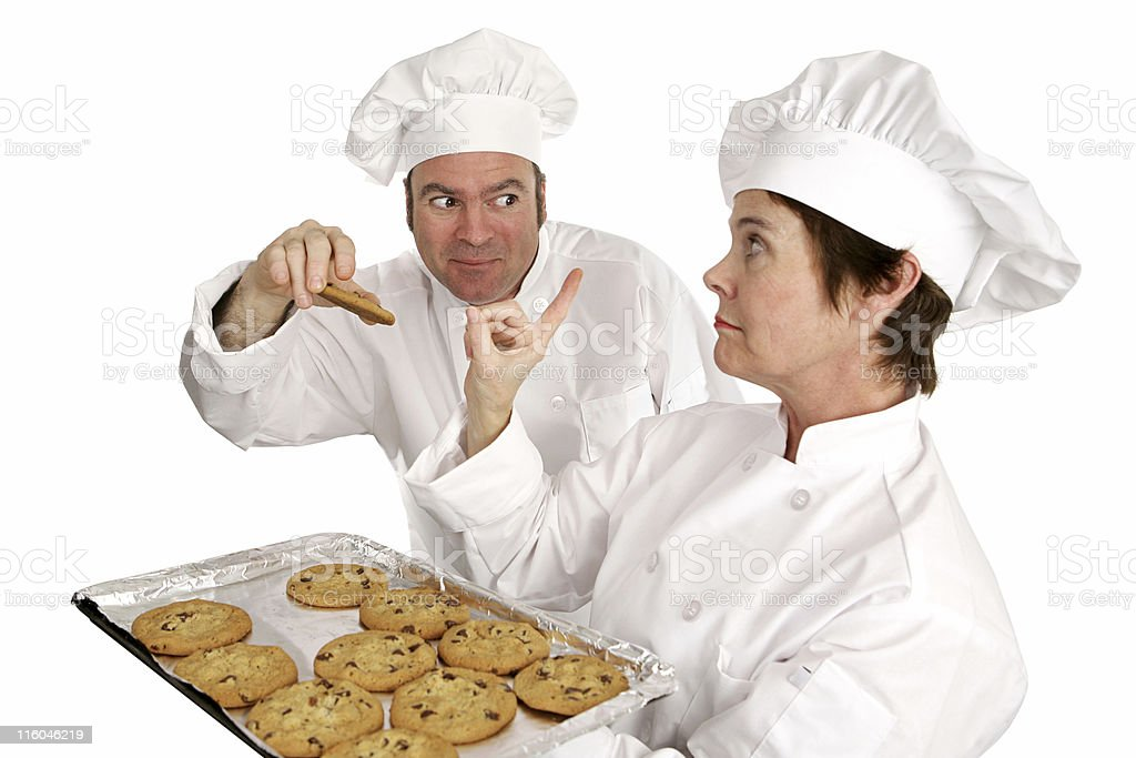 No Cookies For You royalty-free stock photo