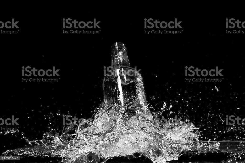 No drunkenness stock photo
