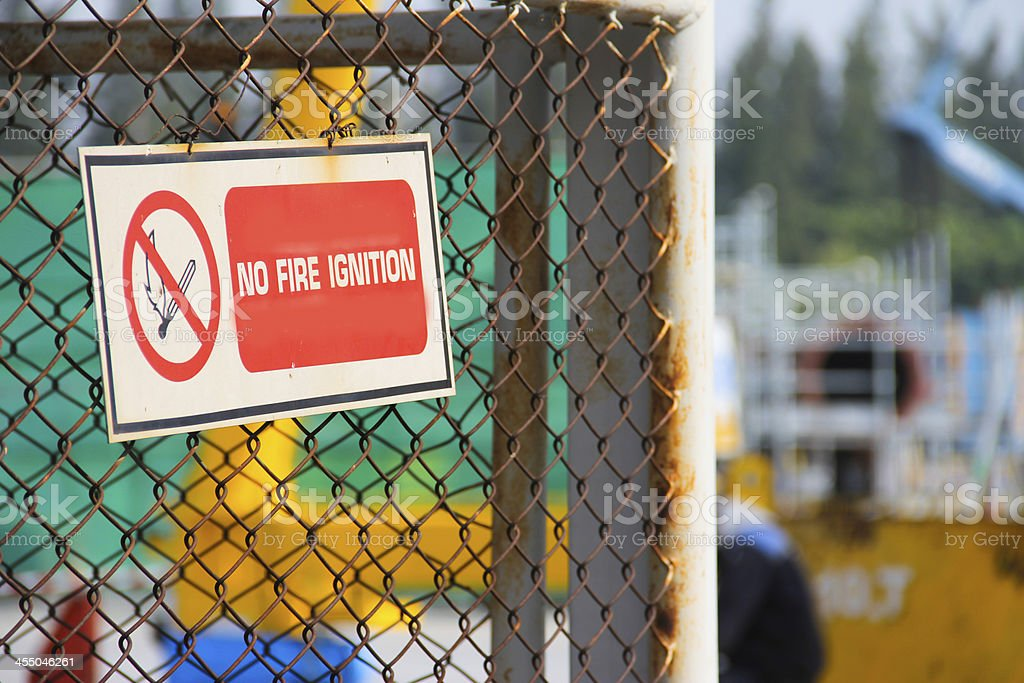 no fire ignition stock photo