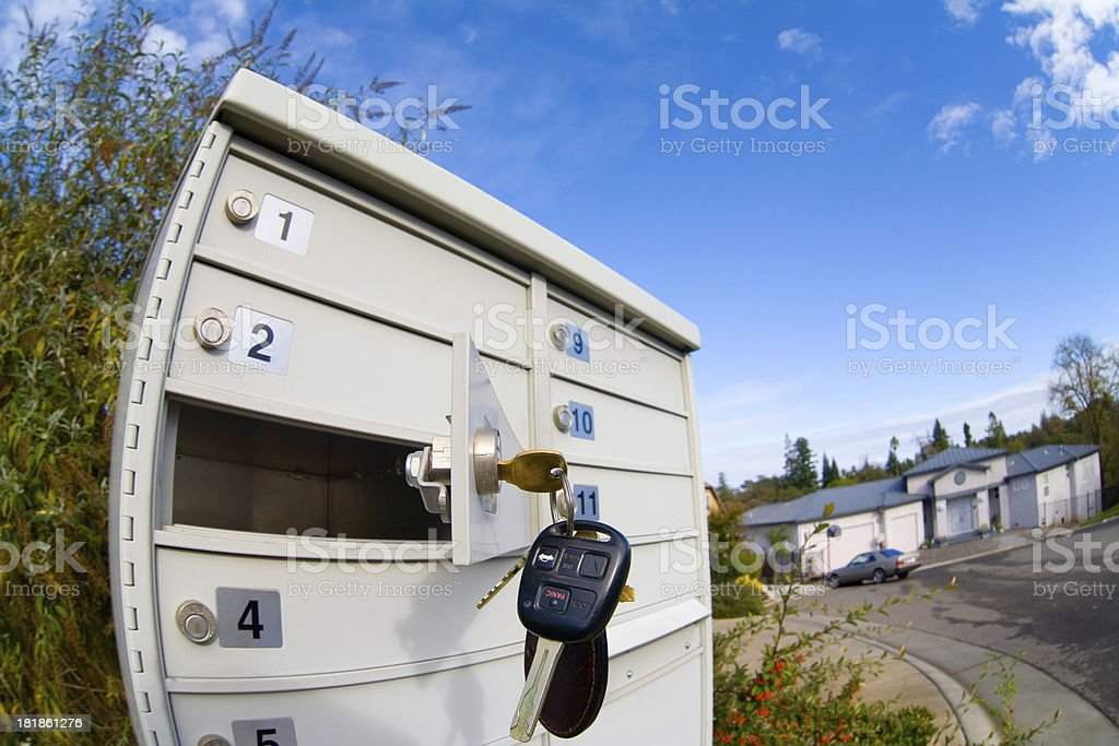 No Mail stock photo