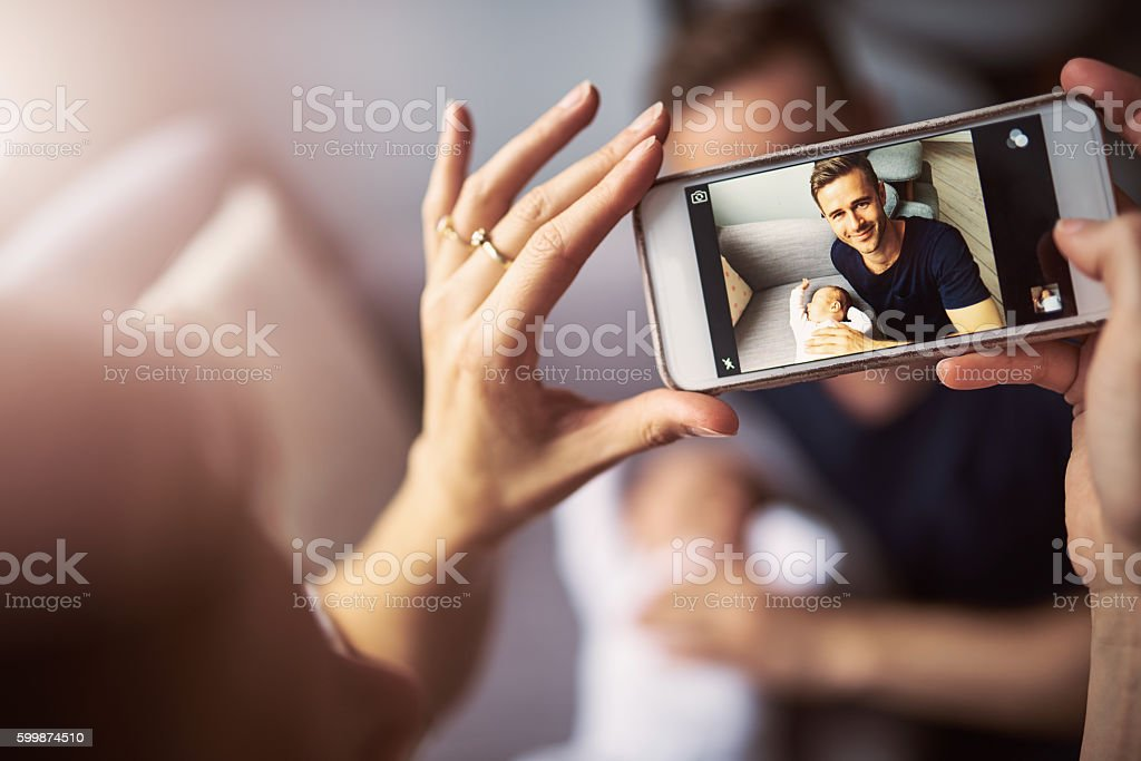 No memory goes un-missed stock photo