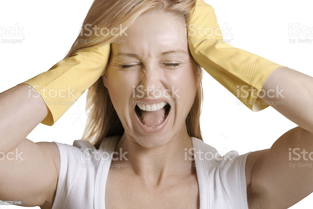 No more work royalty-free stock photo