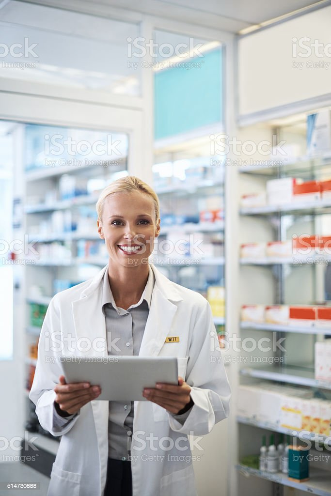 No one knows where I get all my information from... stock photo
