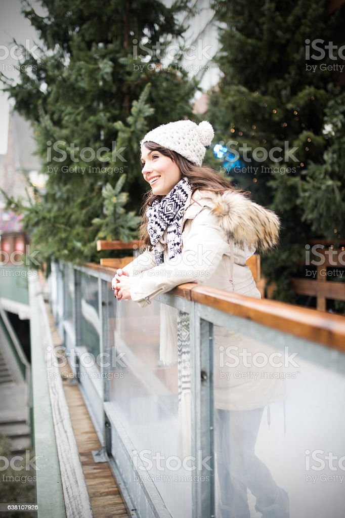 No other place have so much energy and joy stock photo