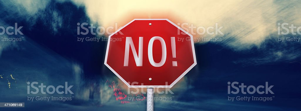 NO royalty-free stock photo