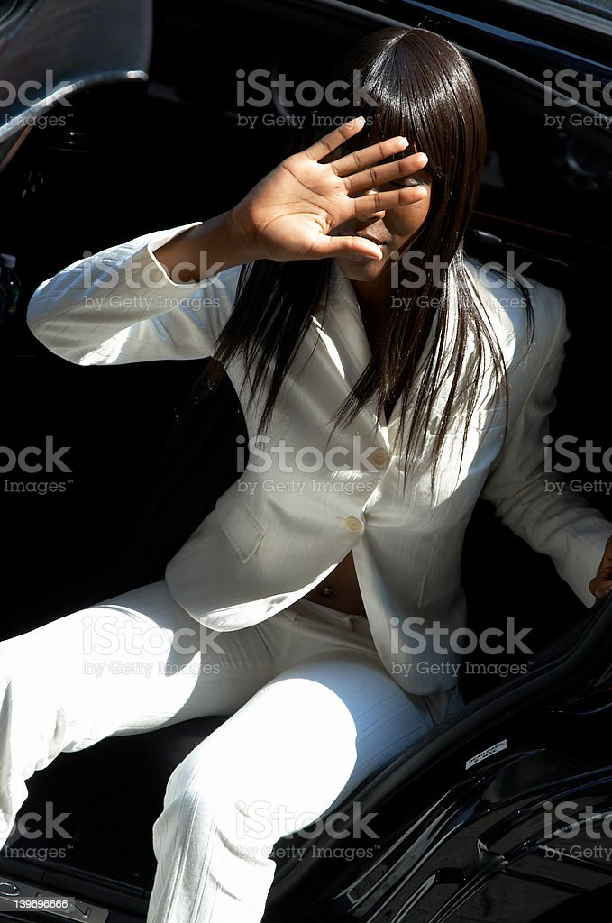No pictures pleaaase royalty-free stock photo
