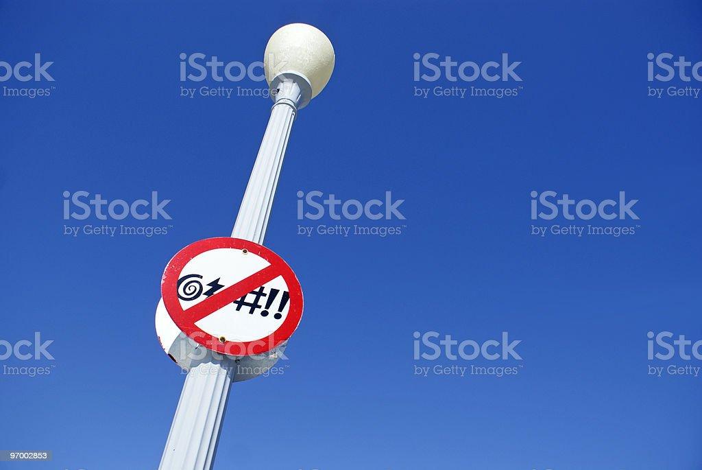 no profanity royalty-free stock photo