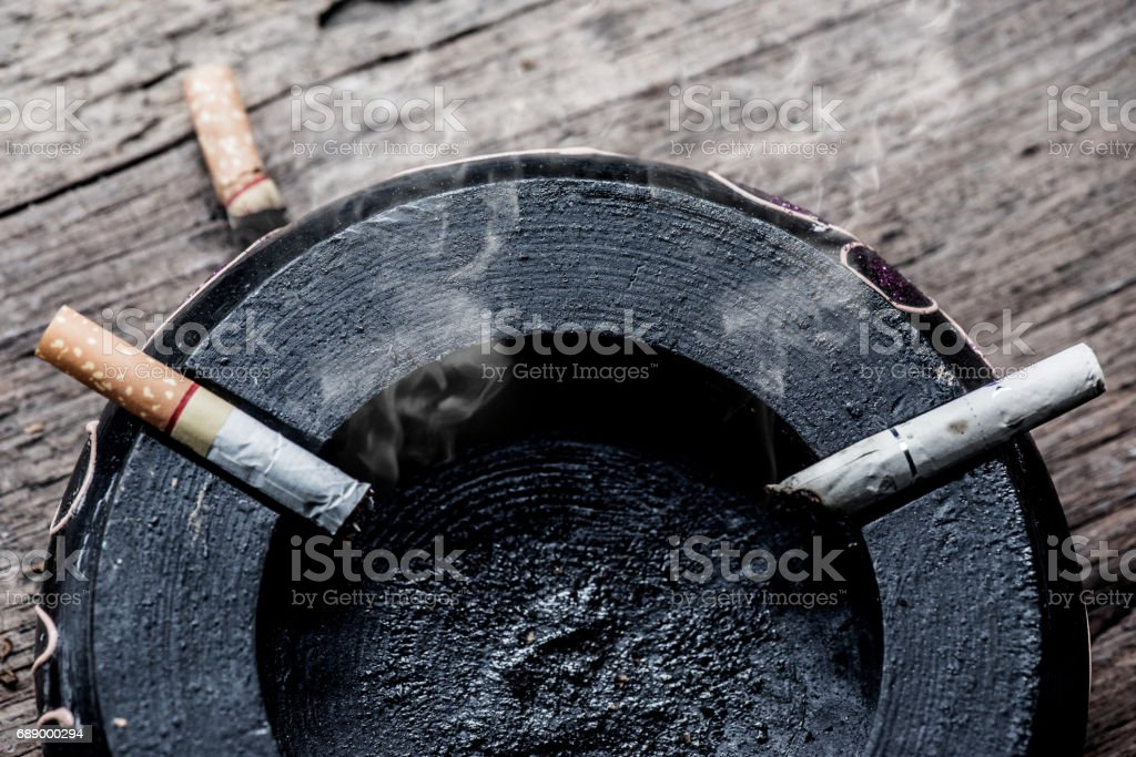 No smoking and World No Tobacco Day stock photo