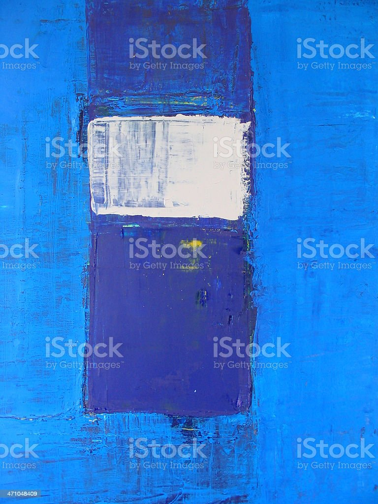 No.1 Blues with some white royalty-free stock photo