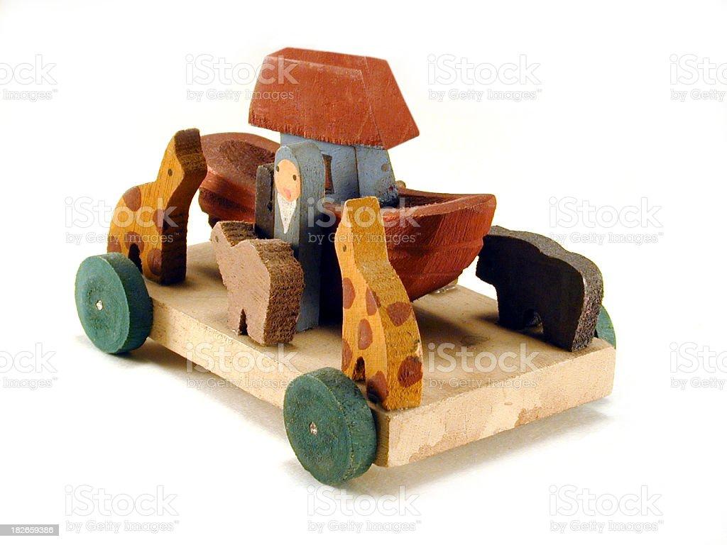 Noah's Ark stock photo