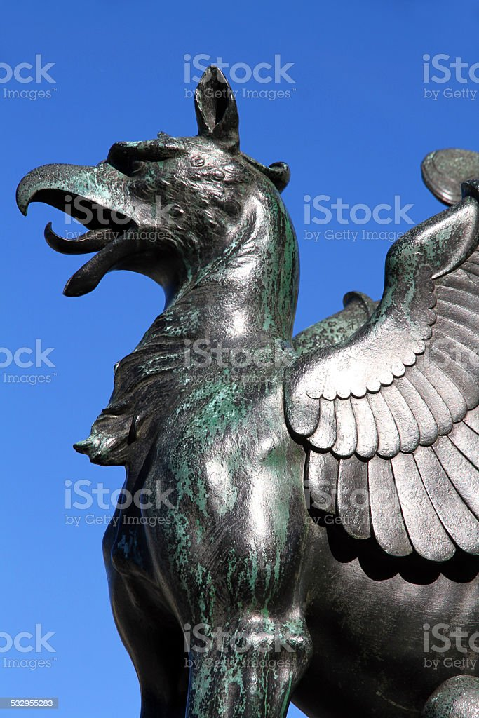 Noble Beast stock photo