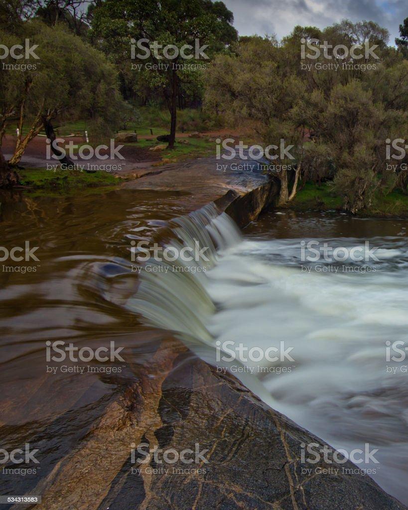 Noble Falls, Perth, Western Australia stock photo