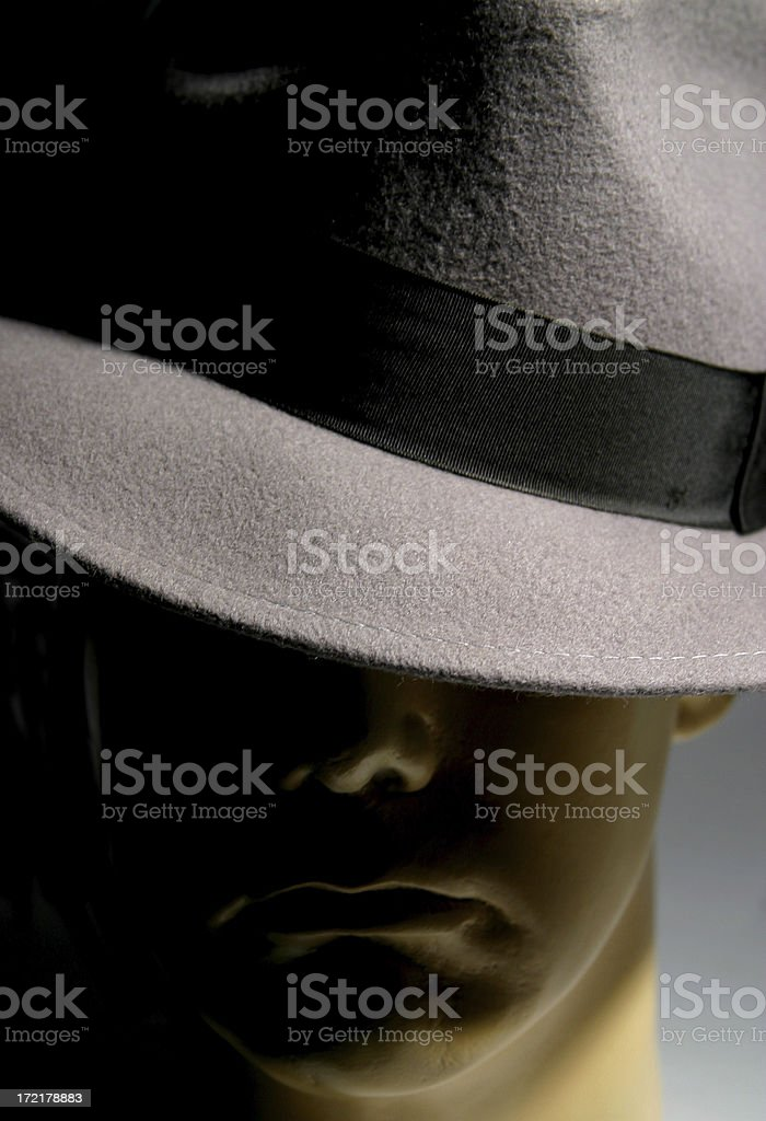 Noir royalty-free stock photo