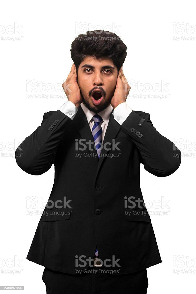 Noises stock photo