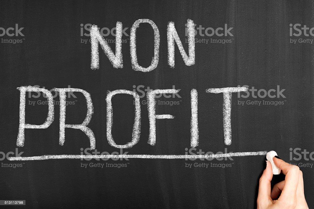 Non Profit stock photo