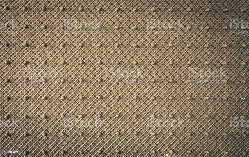 Non slip rubber background stock photo