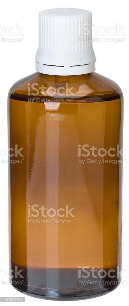 noname Arzneiflasche stock photo