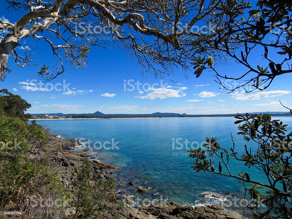 Noosa National Park stock photo