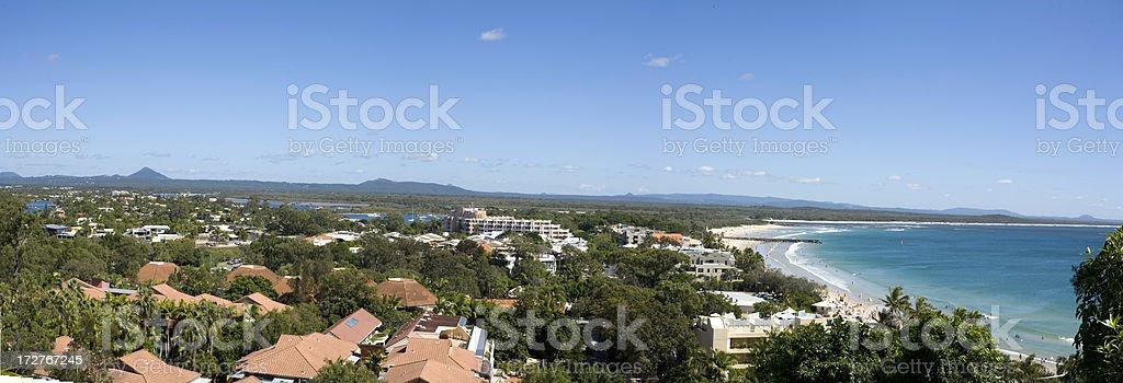 Noosa stock photo