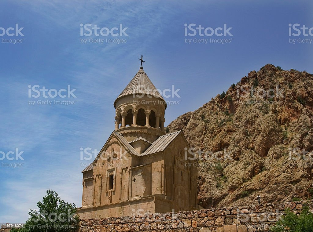 Noravank Monastery, Armenia stock photo