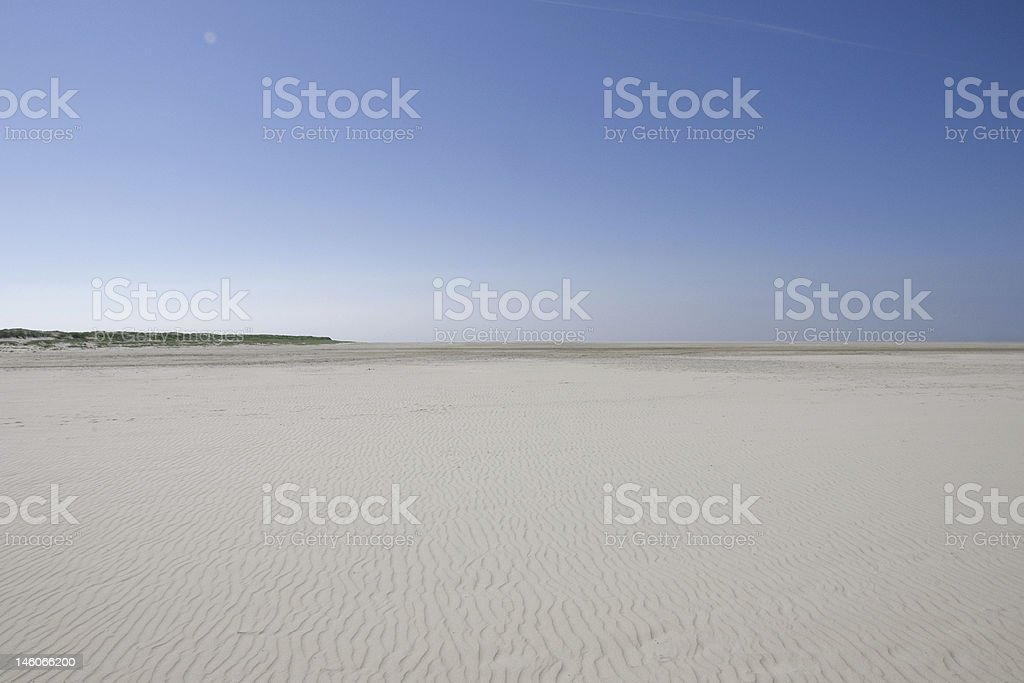 Nordsee foto royalty-free