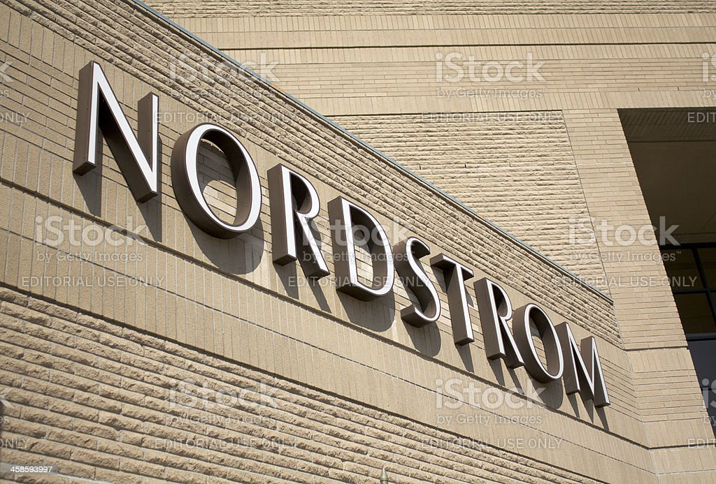 Nordstrom stock photo