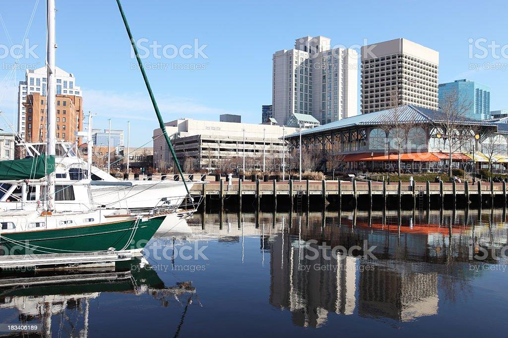 Norfolk, Virginia stock photo