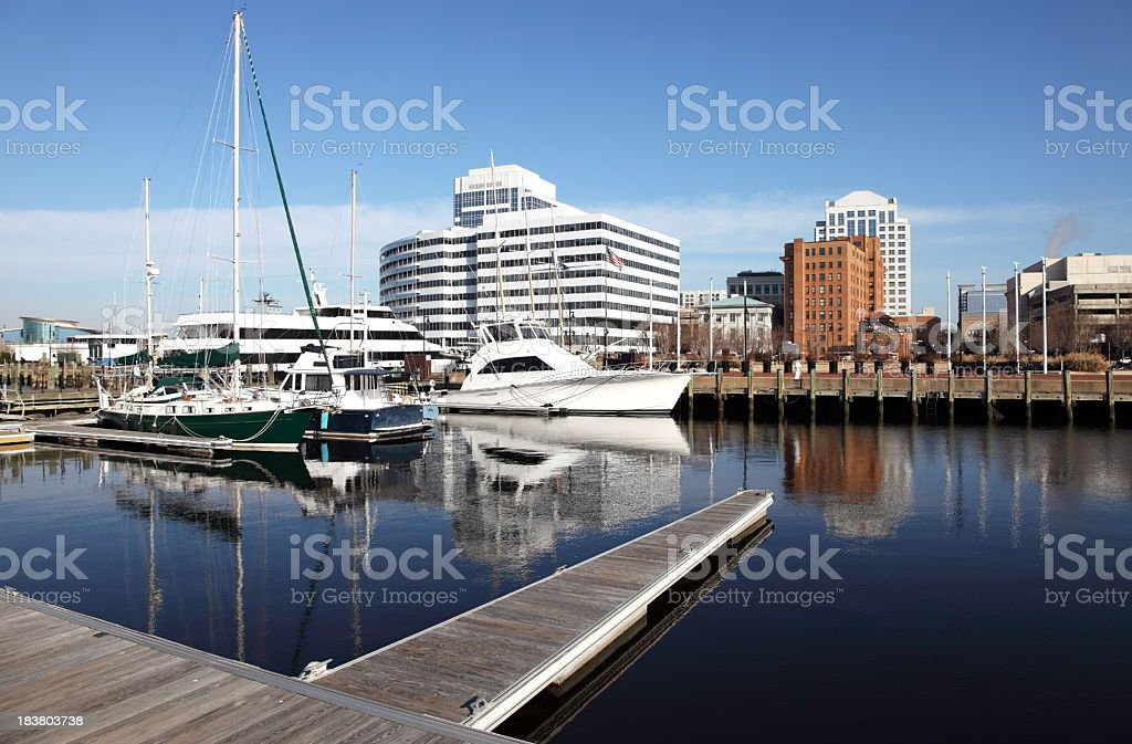 Norfolk, Virginia stock photo
