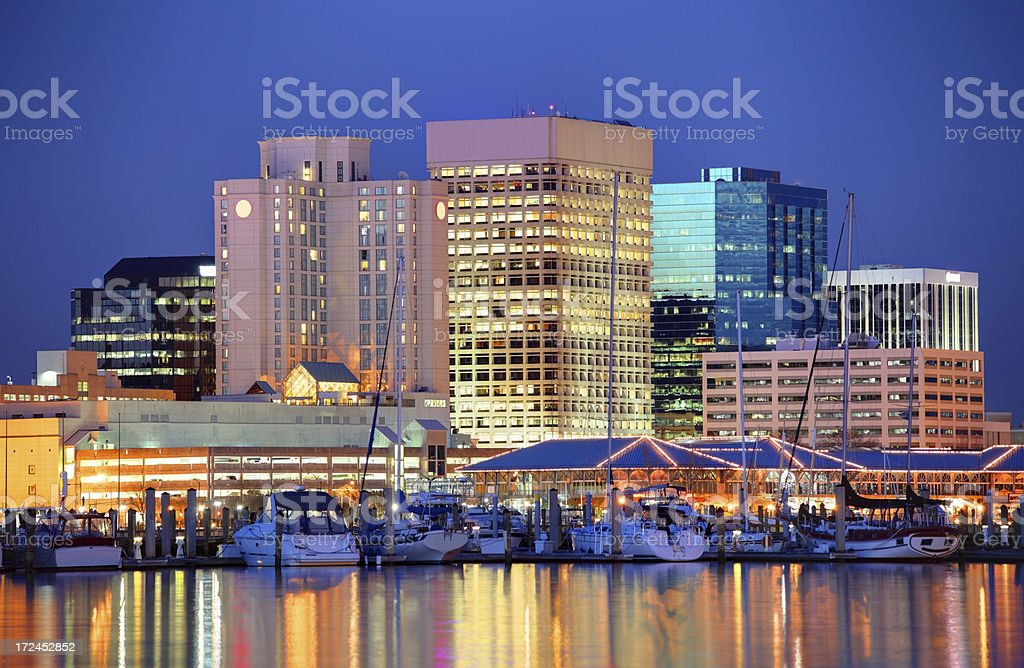 Norfolk,Virgina stock photo