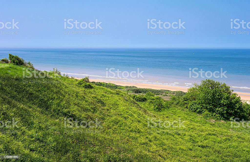 Normandy stock photo