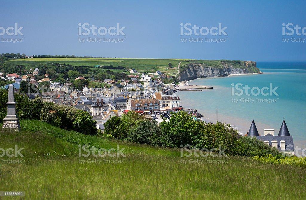 Normandy stock photo