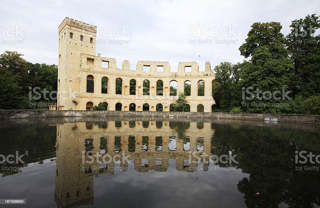 Normanisscher Turm in Potsdam, Germany royalty-free stock photo