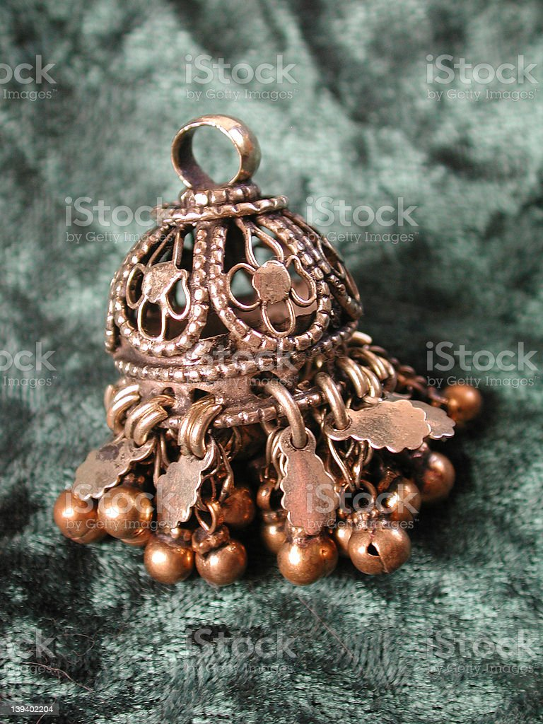 North African Bauble royalty-free stock photo