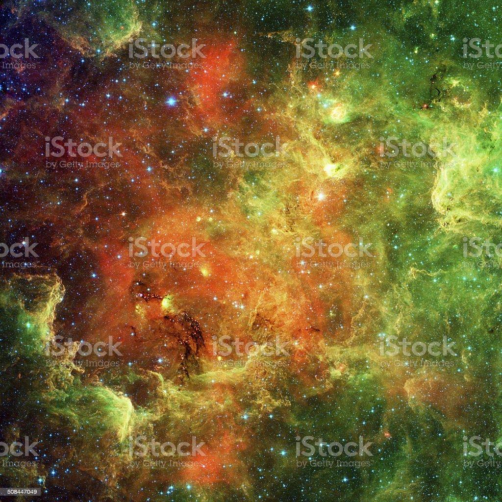 North American Nebula stock photo