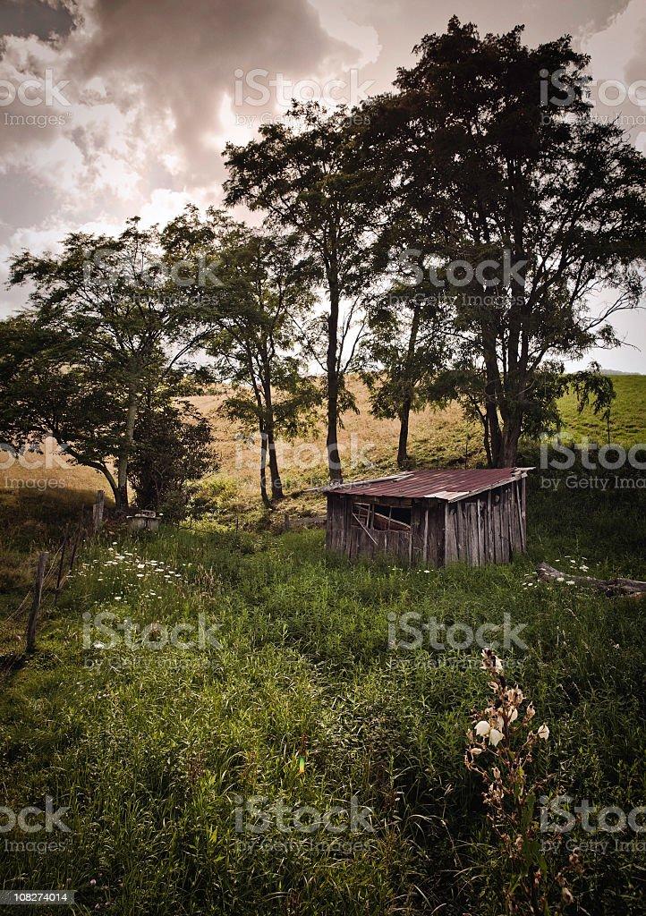 north carolina landscape royalty-free stock photo