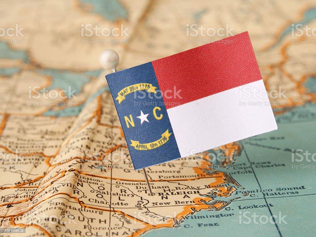 North Carolina royalty-free stock photo