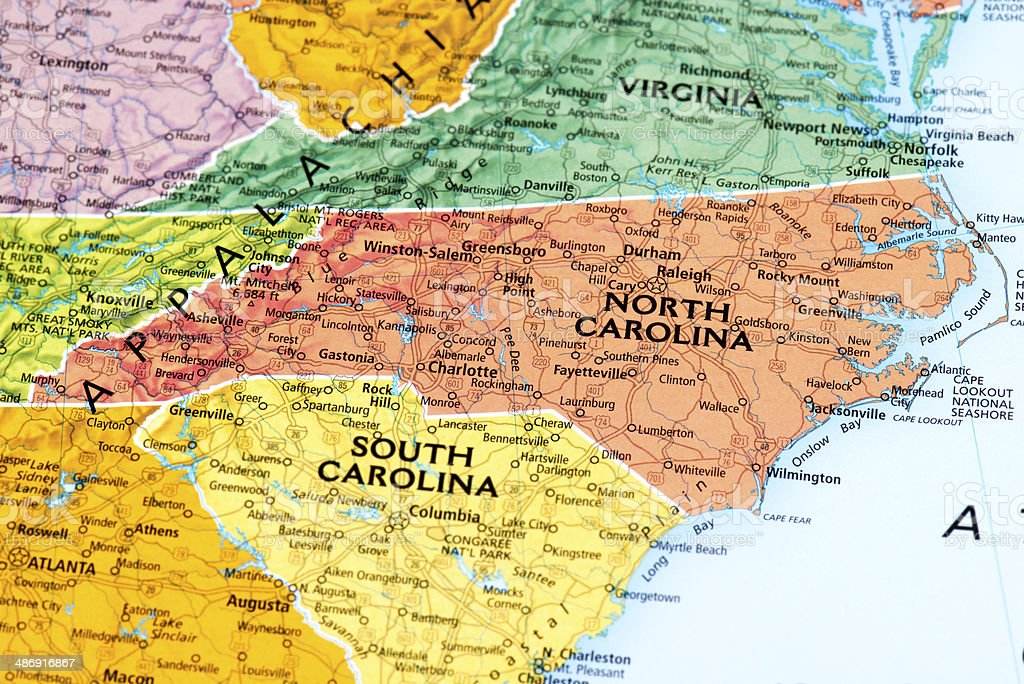 North Carolina stock photo